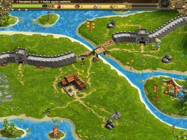Возведение Великой китайской стены. Коллекционное издание