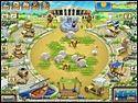 Веселая ферма. Древний Рим - Скриншот 6