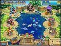 Скриншот мини игры Веселая ферма. Рыбный день