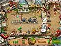 Фрагмент из игры Кафе каменного века