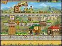 Скриншот мини игры Тридевятая ферма