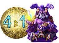 Офисная мини игра - Сокровища Монтесумы. 4 в 1